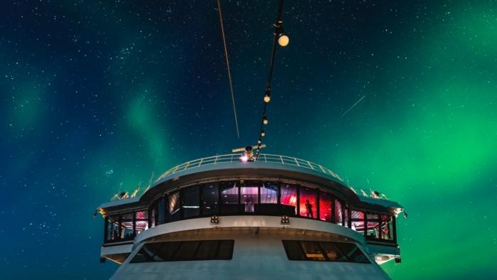 Top Antarctica Cruise Ships MS Roald Amundsen Hurtigruten