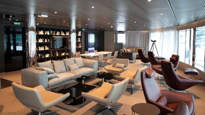 Top Antarctica Cruise Ships Le Laperouse Ponant Cruises