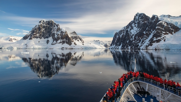 Top Antarctica Cruise Ships Silver Cloud Silversea Cruises