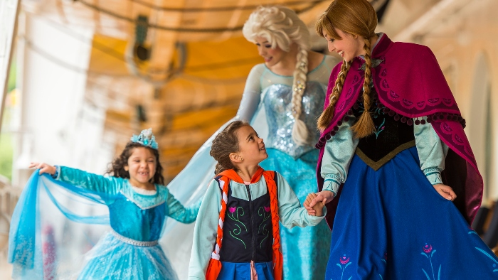 Top cruise lines for kids Disney Cruise Line