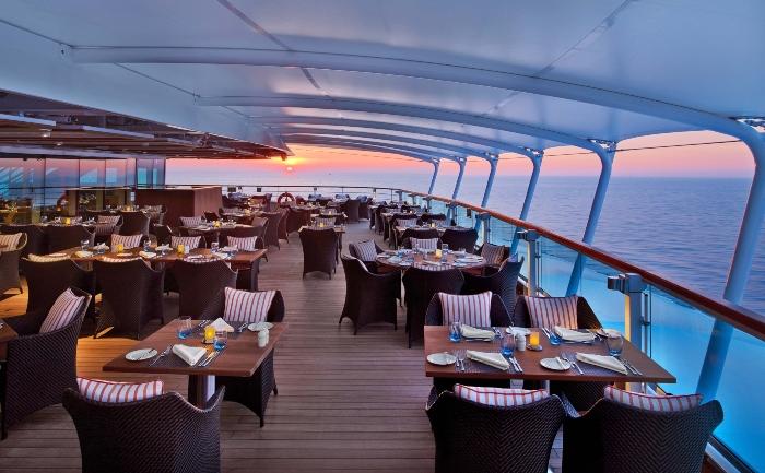 Seabourn Encore luxury cruise ship