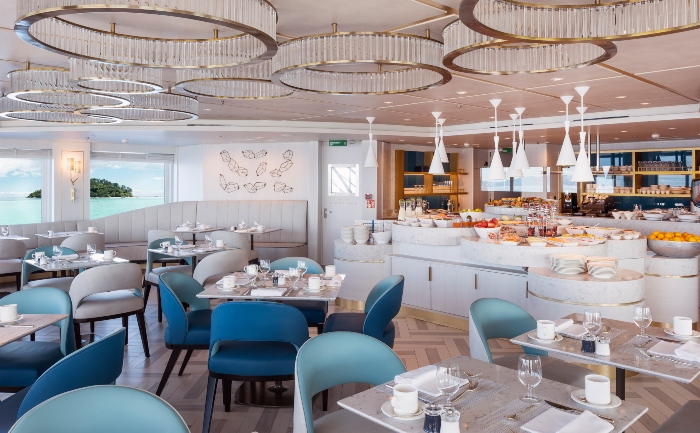 Crystal Esprit luxury cruise ship
