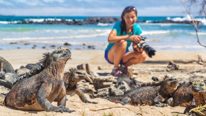 Top tips for cruising the Galapagos Islands