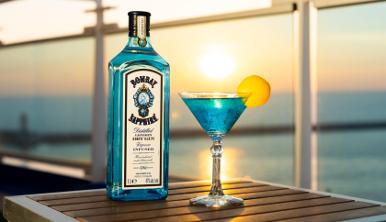 Sapphire Princess Cocktail