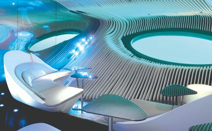 Le Laperouse luxury cruise ship