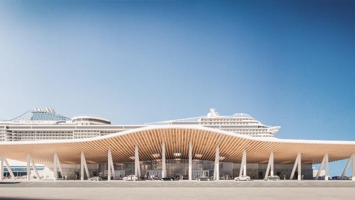 MSC Cruises partner with Southampton cruise terminal