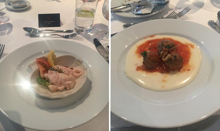 marella cruises food