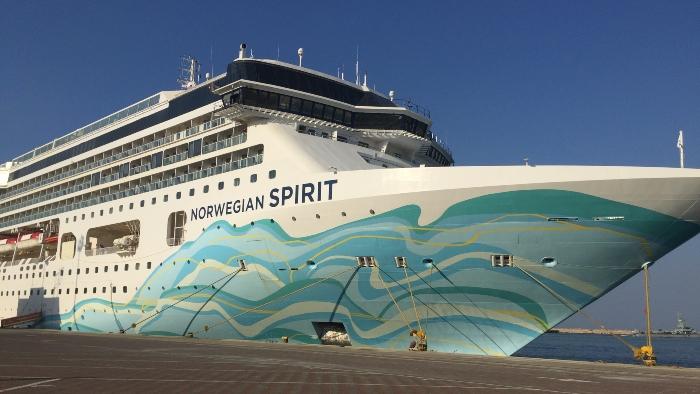 Norwegian Spirit refurbishment review
