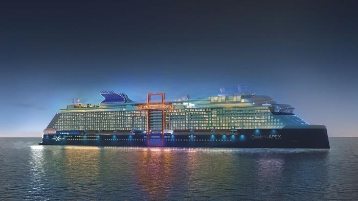 New ships 2021 Celebrity Apex
