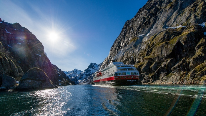 Norwegian Fjords cruise holiday ships