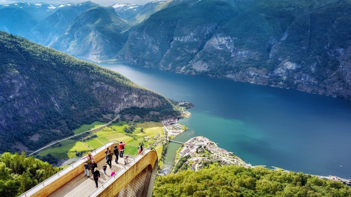 Norwegian Fjords cruise holiday