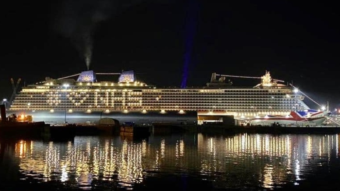 P&O Cruises NHS