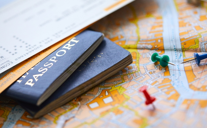 Packing your passport