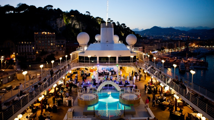 Best cruise lines for gay cruises Azamara Cruises