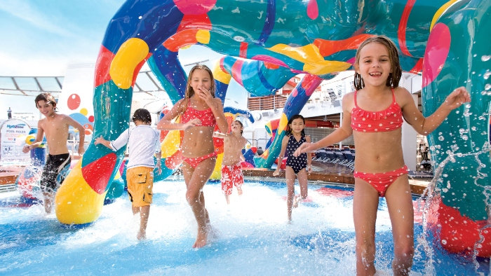 Top cruise lines for kids Royal Caribbean