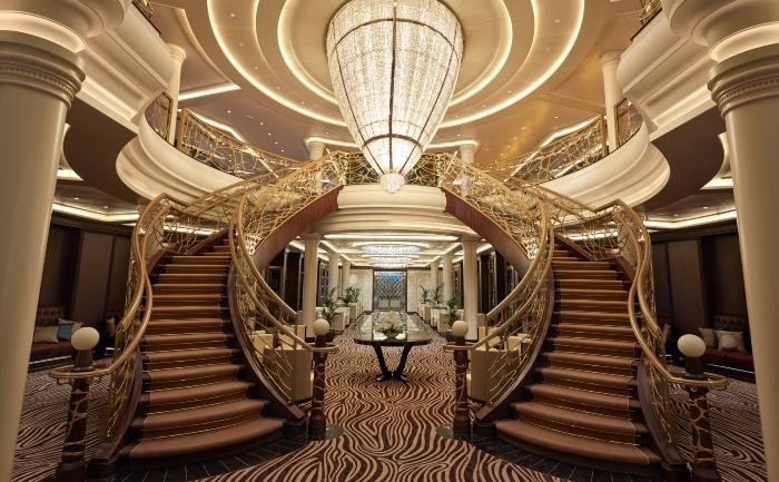 Regent Sevenseas Explorer luxury cruise ship