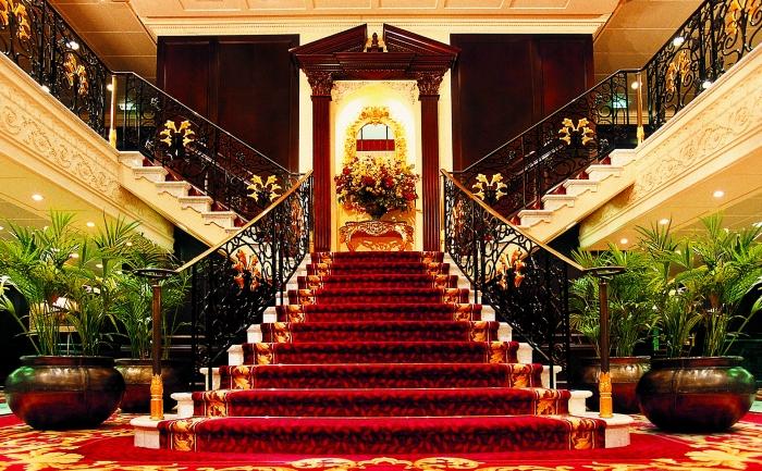 Oceania Sirena luxury cruise ship