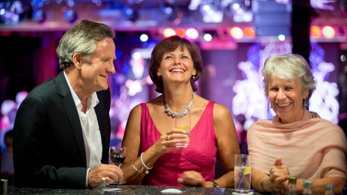 Top cruise lines for solo cruisers Fred Olsen Cruises