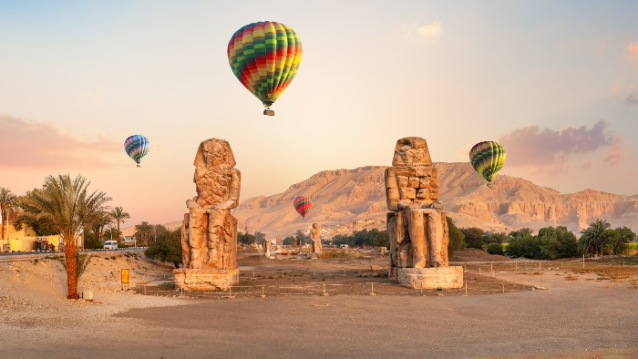 Around the world cruises Egypt