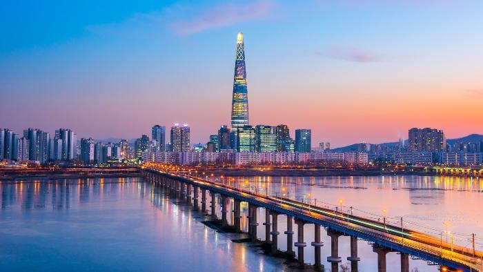 Around the world cruises Seoul