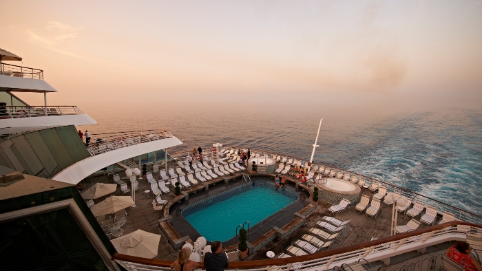 Top cruise lines for adult only cruises Fred Olsen Cruises