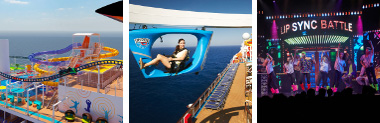 carnival cruise things to do