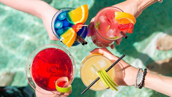 Royal Caribbean Cocktails Drinks Menu