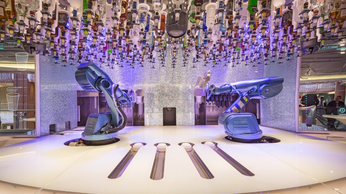 Royal Caribbean Bionic Bar height=