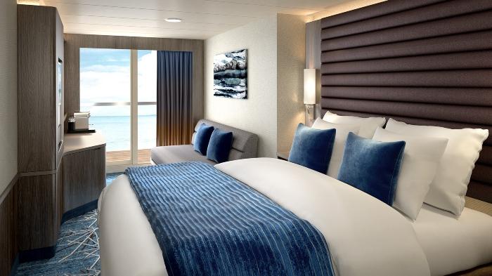 cruise ship rooms mini suite
