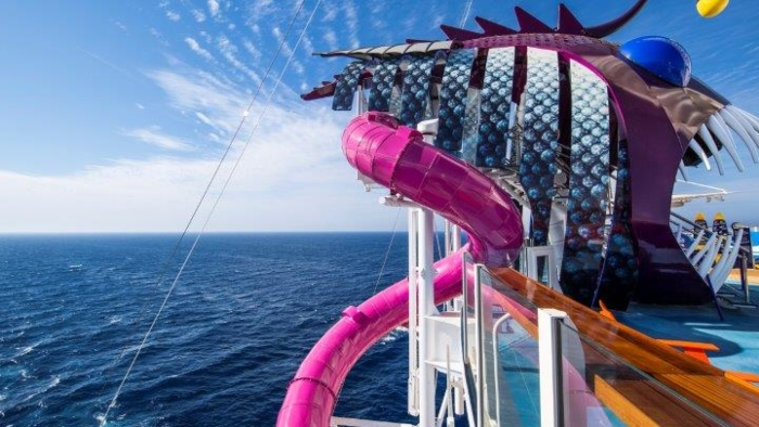 royal caribbean family friendly activities ultimate abyss
