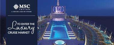 msc cruises luxury