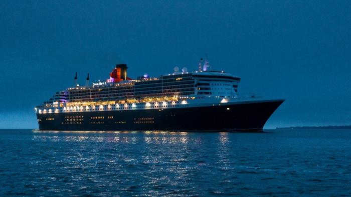 cunard luxury cruise line