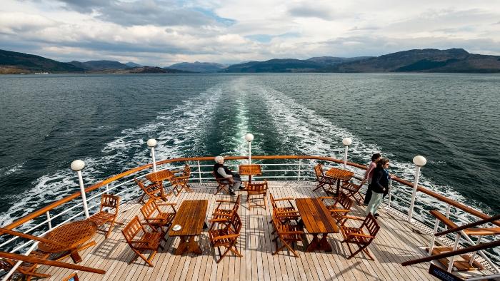 hebridean luxury cruise line