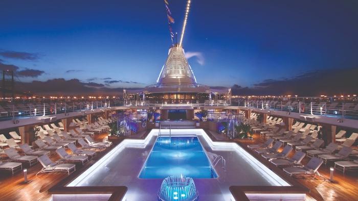 oceania luxury cruise line