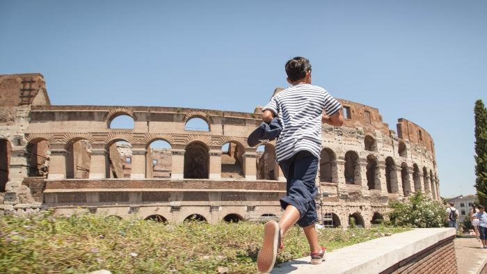 mediterranean cruise for families