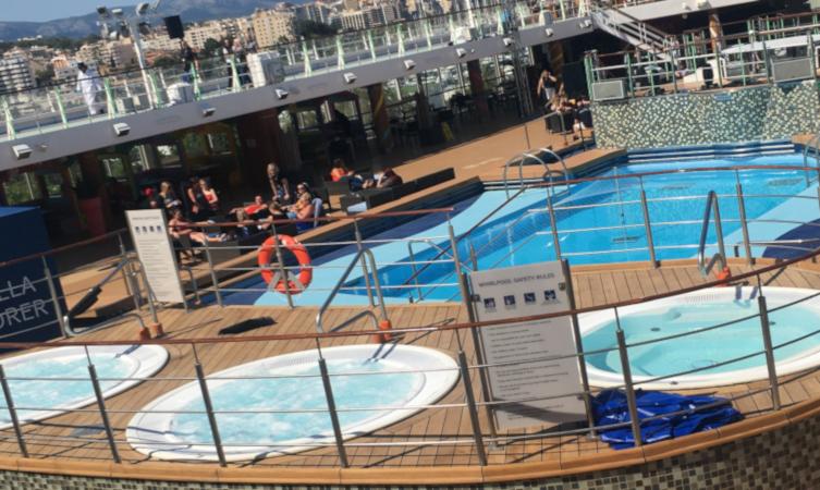 marella cruises pool