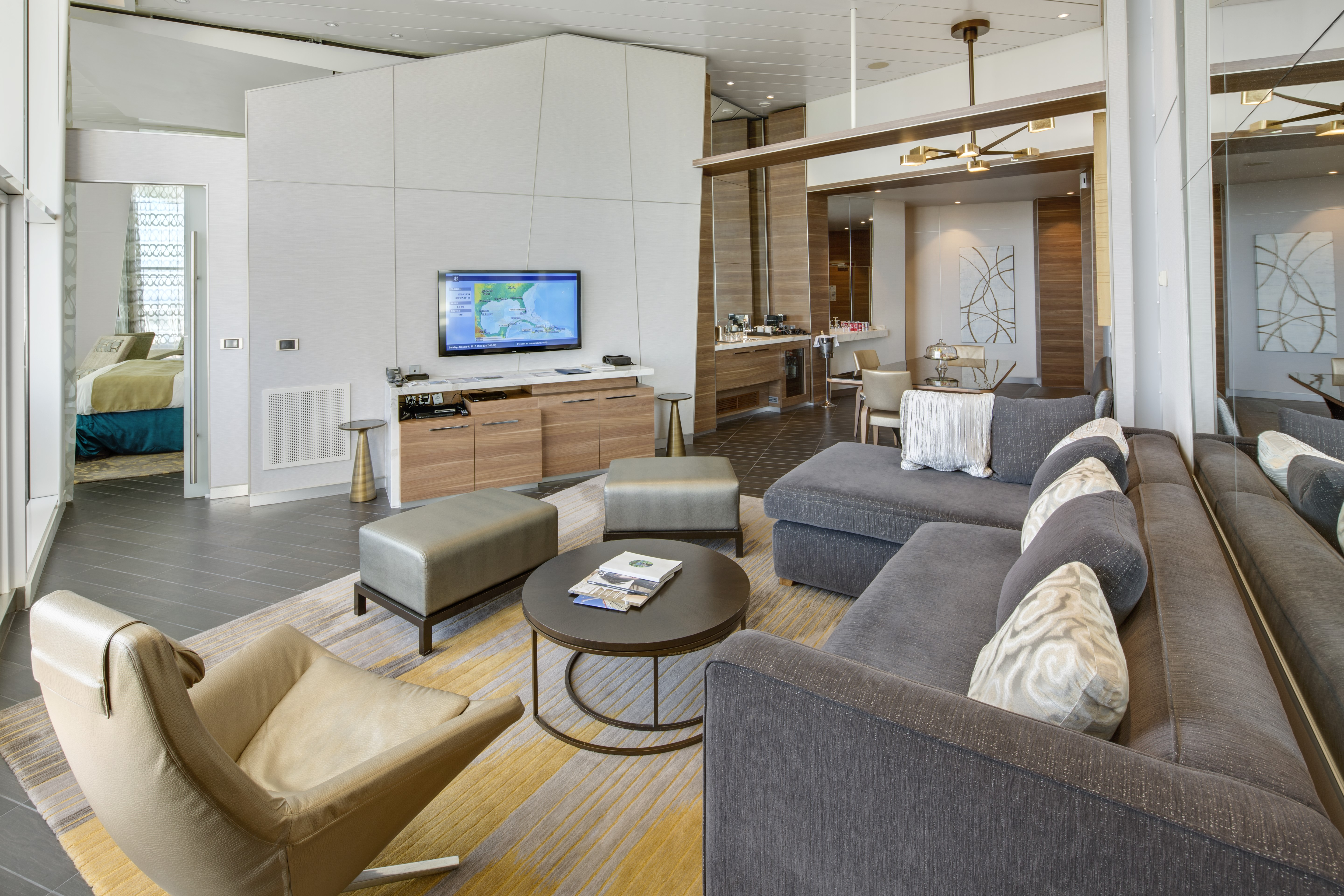 Royal Caribbean Owners Suite