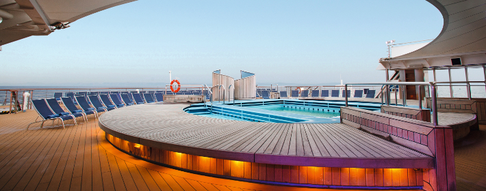costa cruises pool