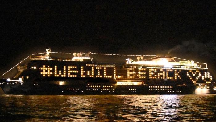 Princess Cruises We'll be Back