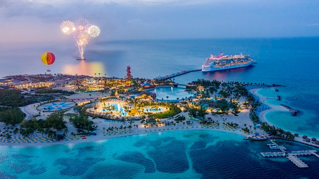 Royal Caribbean Private Islands CocoCay