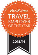 travel employer of the year